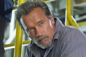 Arnold Schwarzenegger fot. Monolith