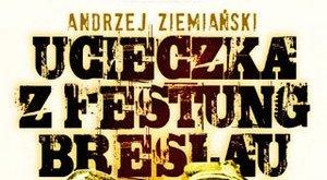 Andrzej Ziemiański, Ucieczka z Festung Breslau