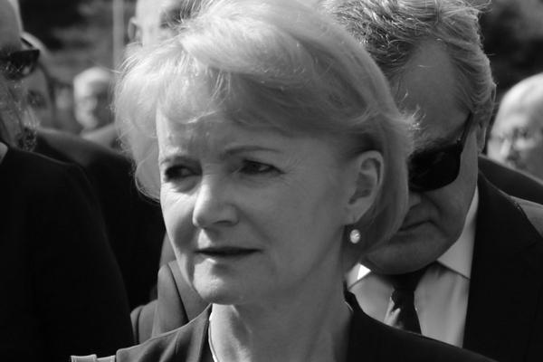 Jolanta Szczypińska, fot. Kancelaria Sejmu/Rafał Zambrzycki, CC BY 2.0, Wikimedia Commons